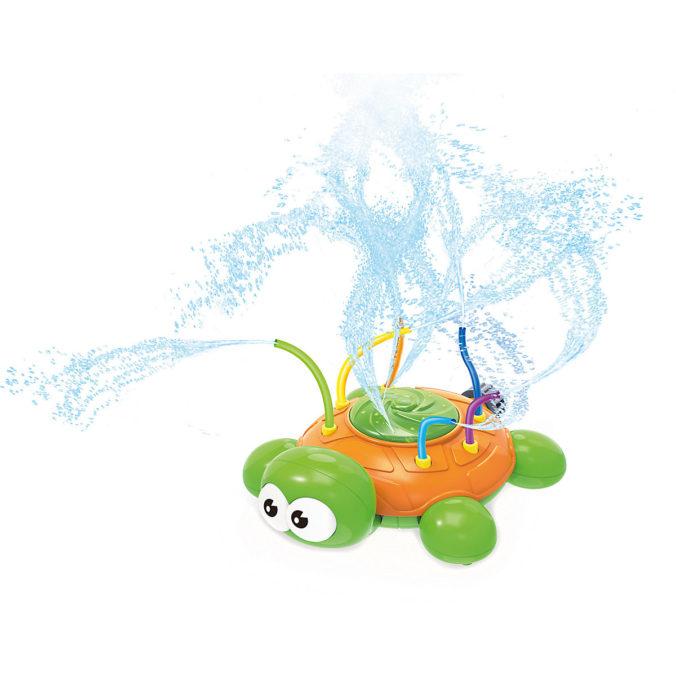 Wassersprinkler Schildköre