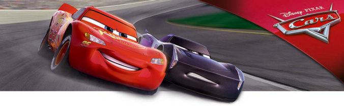 Autos aus dem Film Cars