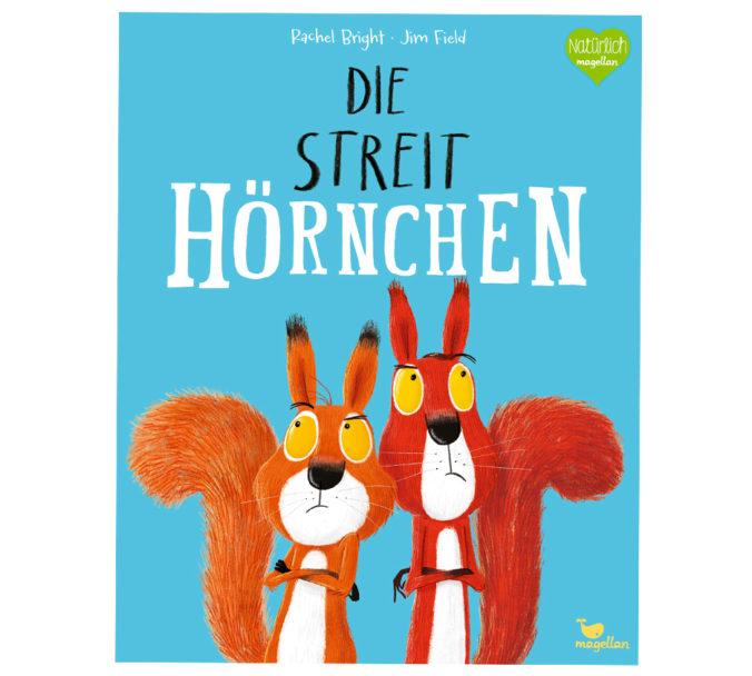 Kinderbuch Die Streithörnchen