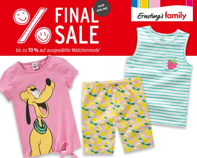 Ernsting's Final Sale
