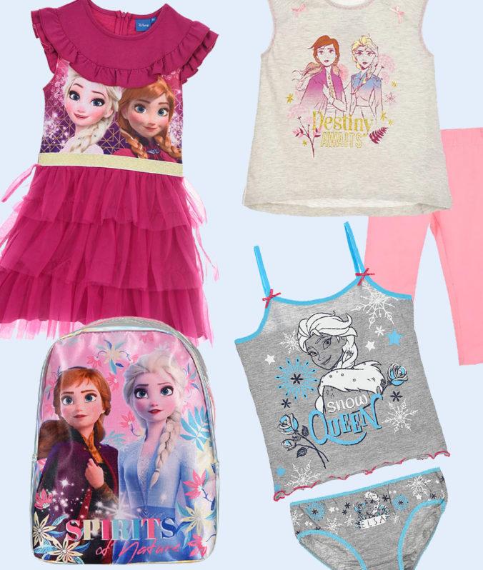 Frozen Mode für Mädchen