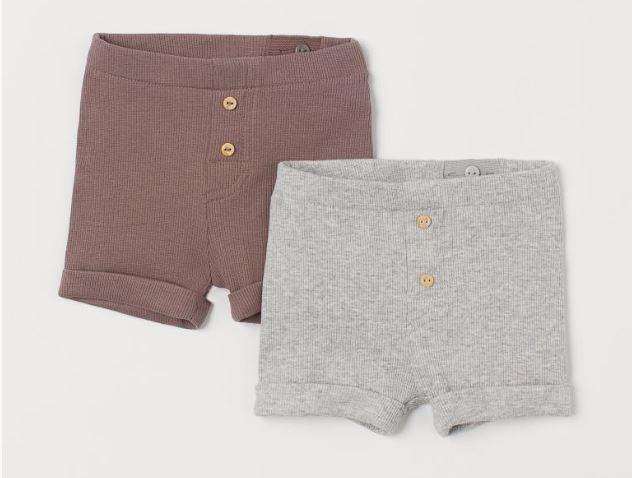 Baumwollshorts für Kinder