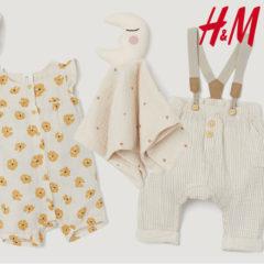 H&M Bohemian Babymode