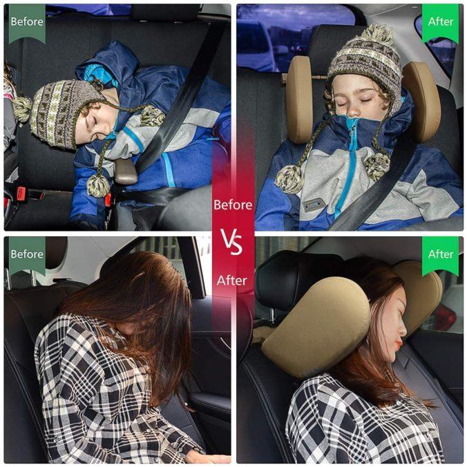 Kopfstütze für Autositze