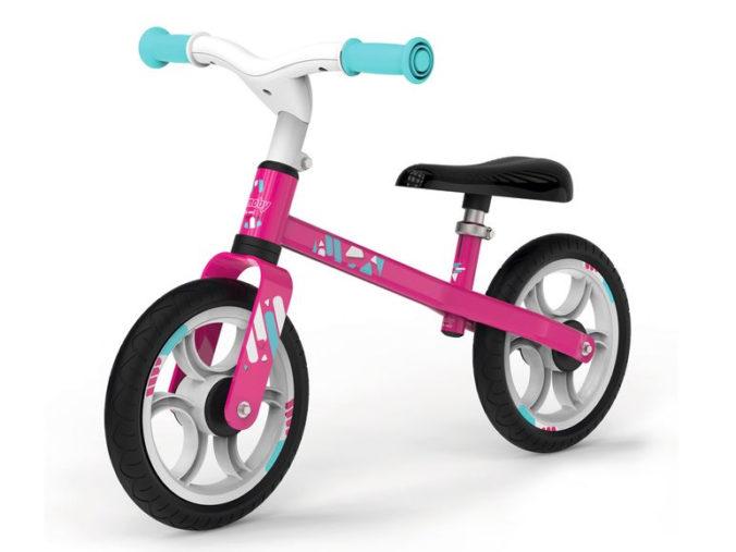 Pinkes Laufrad für Kinder