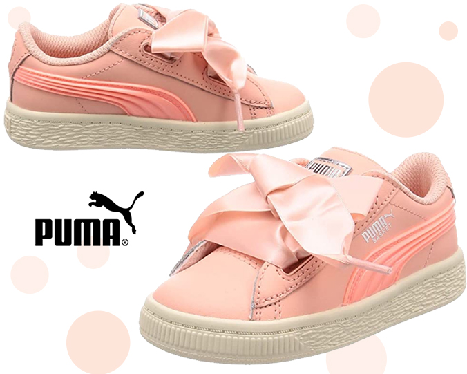Puma Sneaker mit Schleife