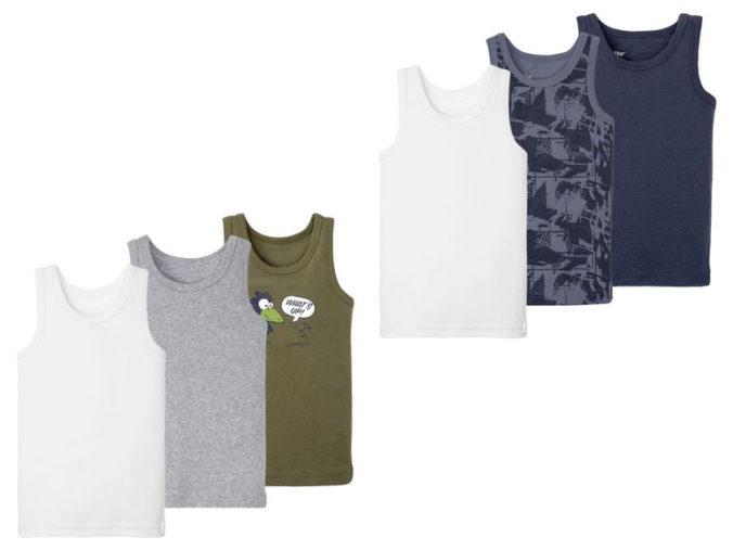 Unterhemden für Jungen