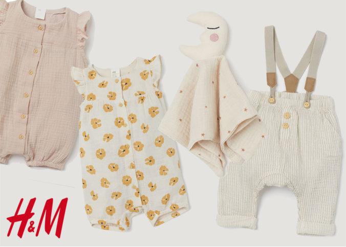 Babykleidung von H&M