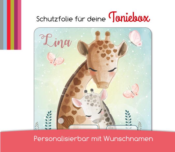 Toniebox Sticker