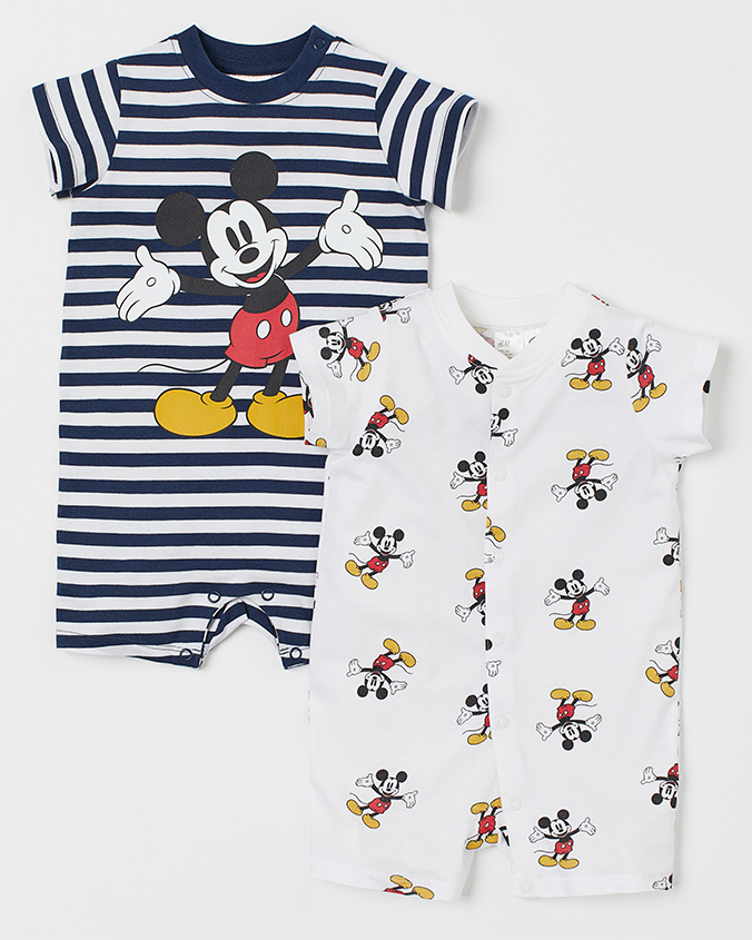 H&M Mickey Mouse Bekleidungsset