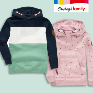 Ernsting's Family: Coole Casual Looks ab 6,99€
