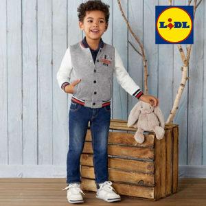 LIDL: Herbstmode für Kleinkinder ab 3,87€