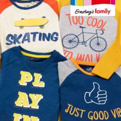 Retro-Shirts für Kinder