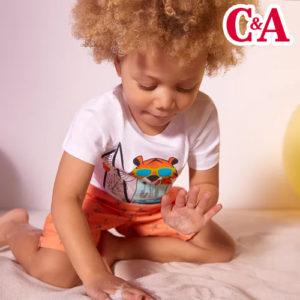 Ab 1,50€ Sale auf Kindermode bei C&A