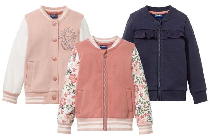 College Jacken für Mädchen
