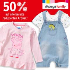 Ernsting's Family sale