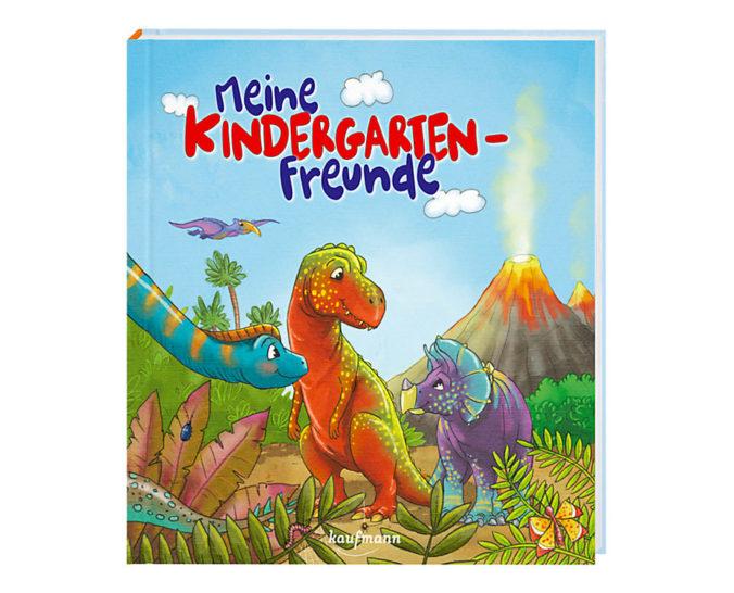 Dinosaurier Freundschaftsbuch