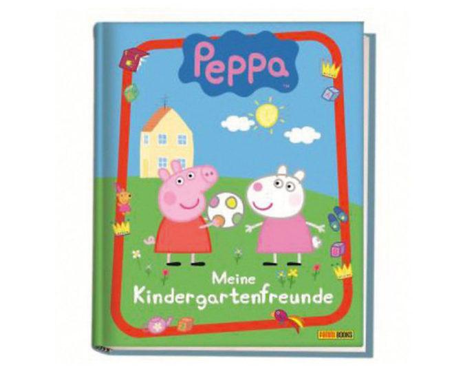 Peppa Wutz Freundschaftsbuch