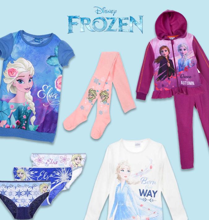 Frozen Mode für Kinder