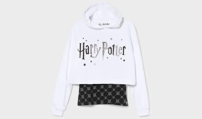 Harry Potter - Set - Sweatshirt und Top