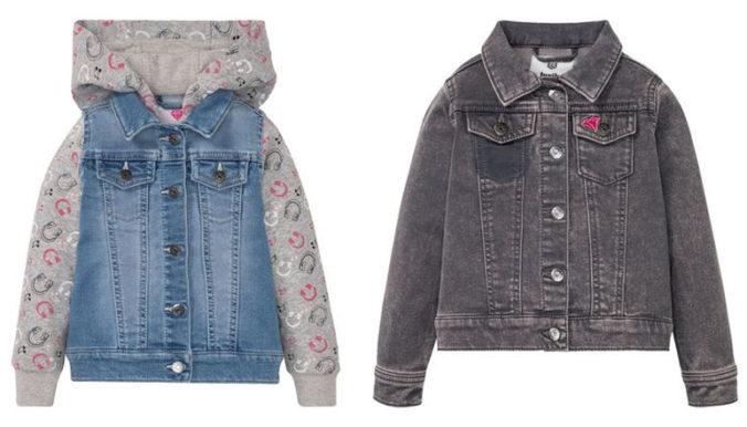 Jeansjacken für Mädchen