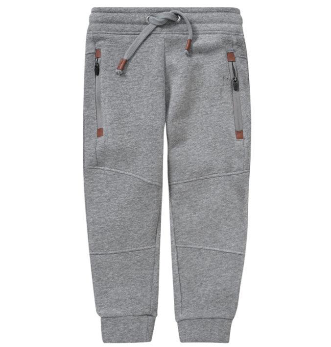 graue Jogginghose für Jungen