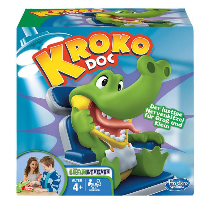 Spiel Kroko Doc