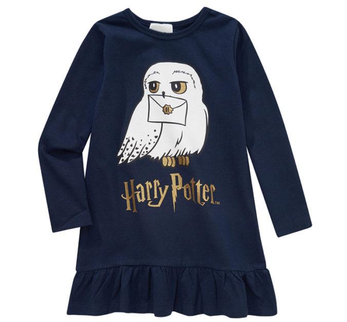 Langarmshirt mit Harry Potter Pritn für Mädchen