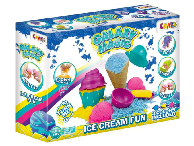 Magic Set Ice Cream Set