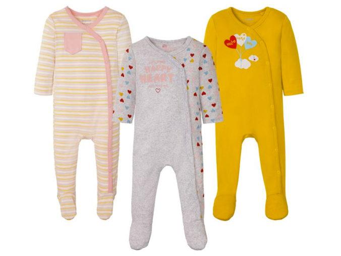 Schlafoveralls für Babys