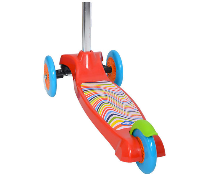 Scooter mit drei Rädern von Schildkröt