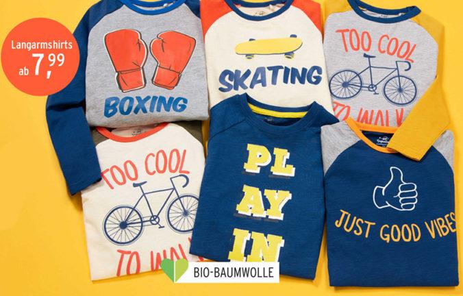 Retro-Shirts für Jungen