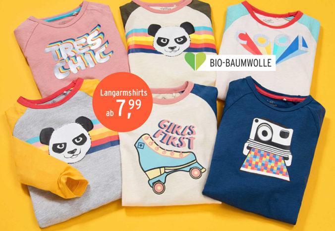 Retro-Shirts für Mädchen