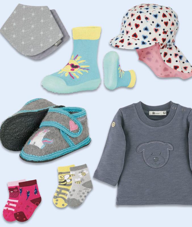 Sommerkleidung von Sterntaler für Kinder