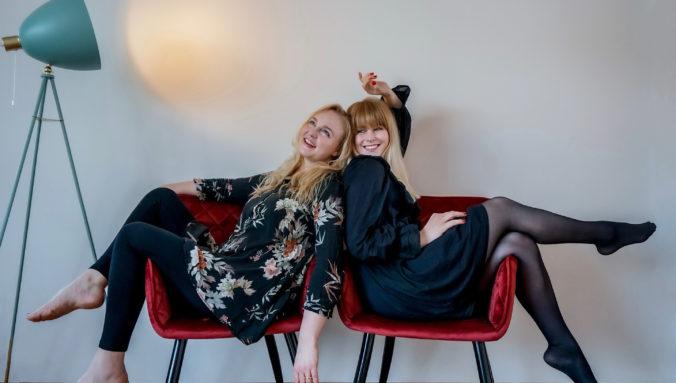 Sophia und Jacqueline von Style.Pray.Love