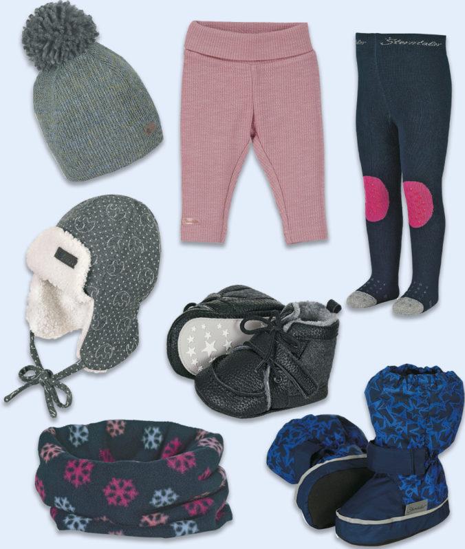 Winterkleidung von Sterntaler für Babys