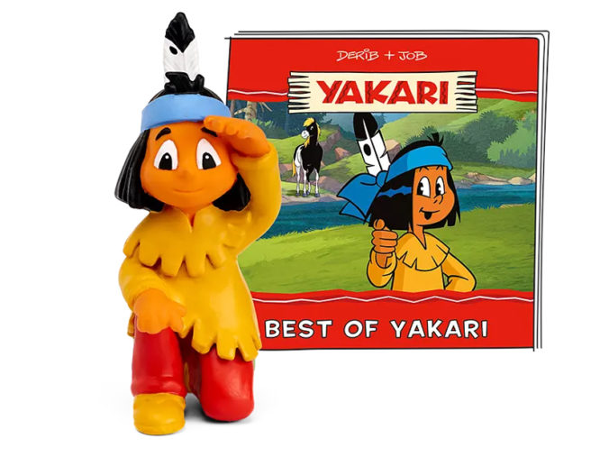 Toniefigur Best of Yakari