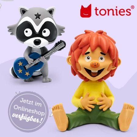 Neue Tonies im September Beitragsbild