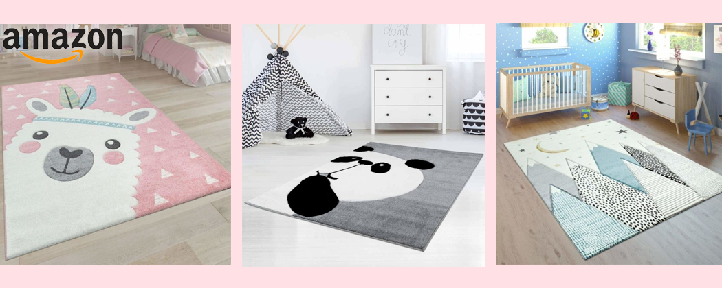 Amazon Teppiche für Kinderzimmer