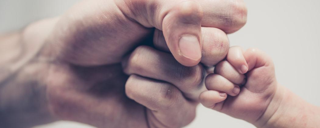 Banner: 7 Lifehacks für frischgebackene Eltern