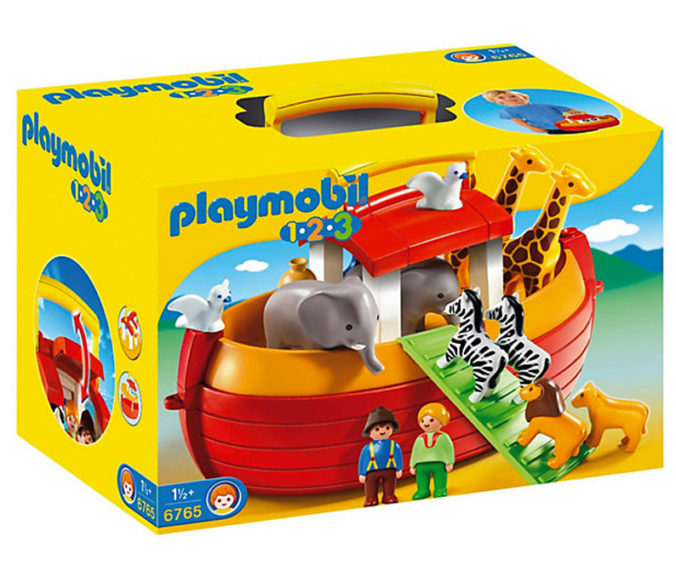 Arche Noah von Playmobil 123