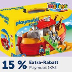 Arche Noah von Playmobil 1.2.3