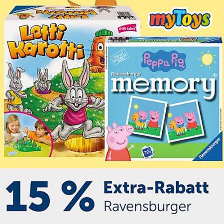 Ravensburger Spiele für Kinder