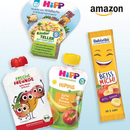 Lebensmittel für Kleinkinder