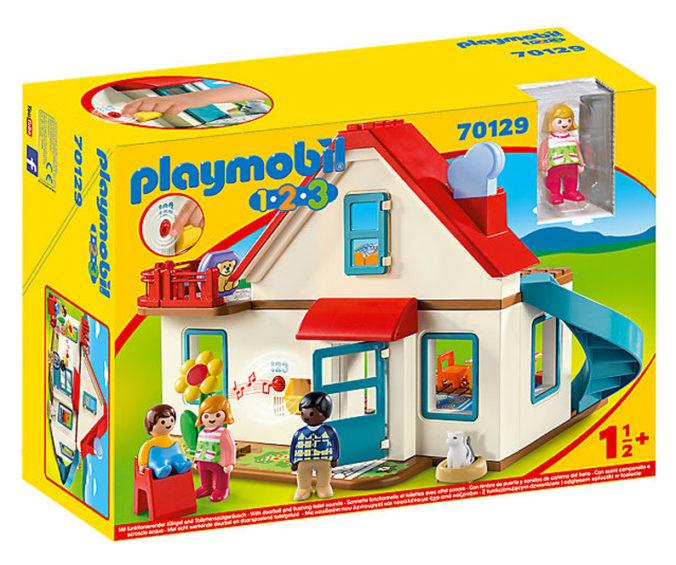 Einfamilienhaus von Playmobil 123