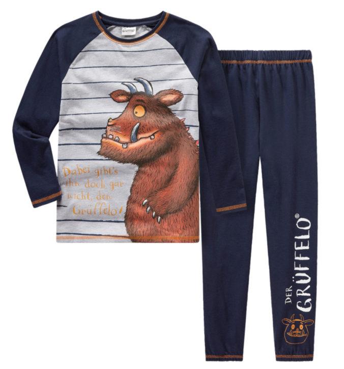 Grüffelo Pyjama für Kinder