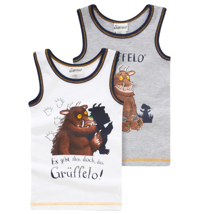Grüffelo Znterhemden für Kinder