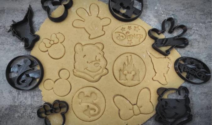 Disney Keks Ausstecher