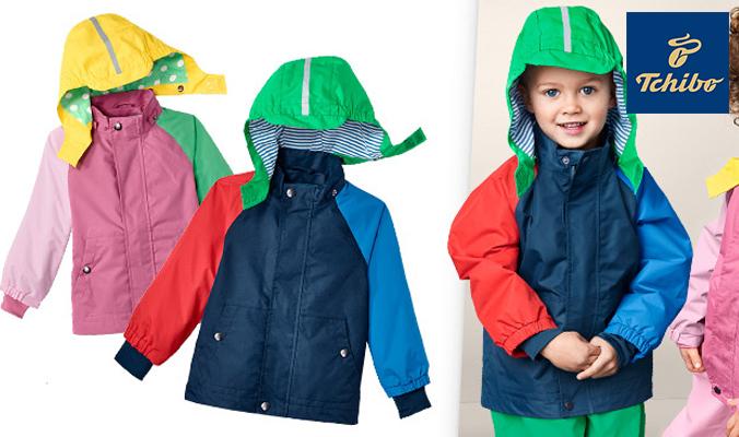 tchibo regenkleidung