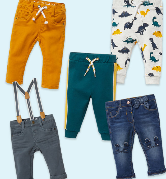 Hosen für Babys